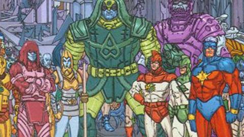 10 Musuh Avengers Terhebat Sepanjang Masa: Kree