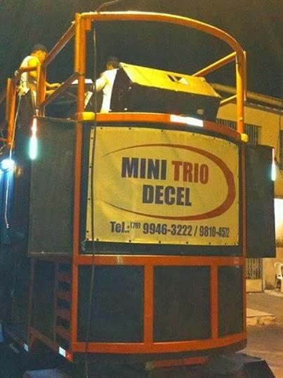 MINI-TRIO DECEL