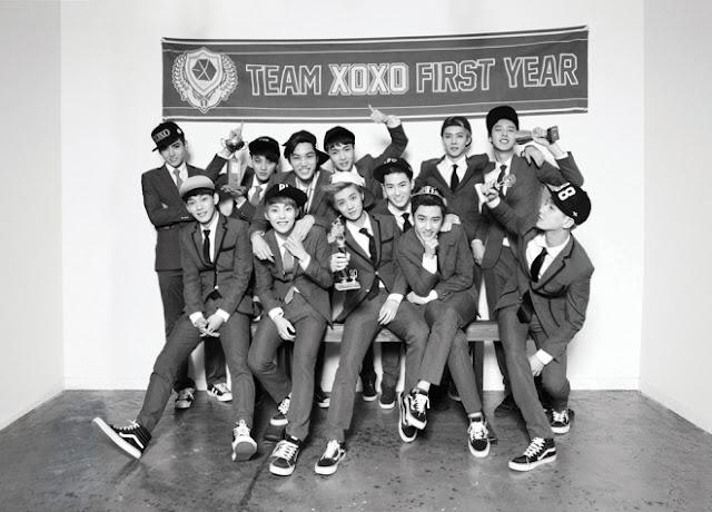 """EXO Comeback """"XOXO"""""""