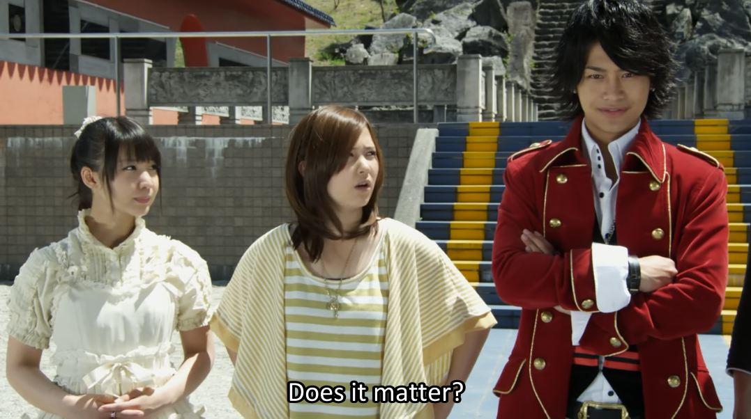 Magical Review: Kaizoku Sentai Gokaiger