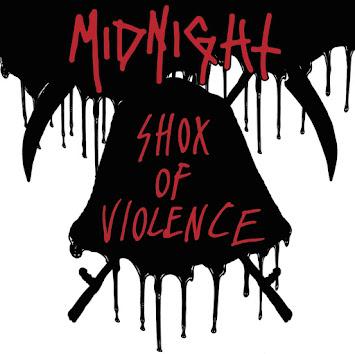 "MIDNIGHT - ""SHOX OF VIOLENCE"""