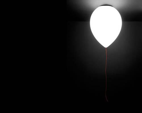 candeeiro balão - Balloon lamp