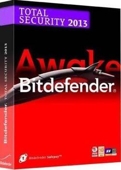 Bitdefender Total Security 16.28.0.1789 2013