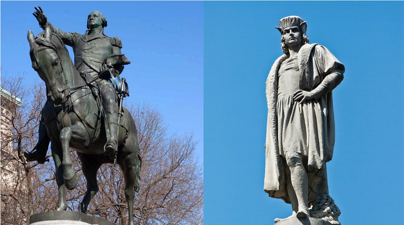 Buscan eliminar estatuas de Cristóbal Colón en Nueva York