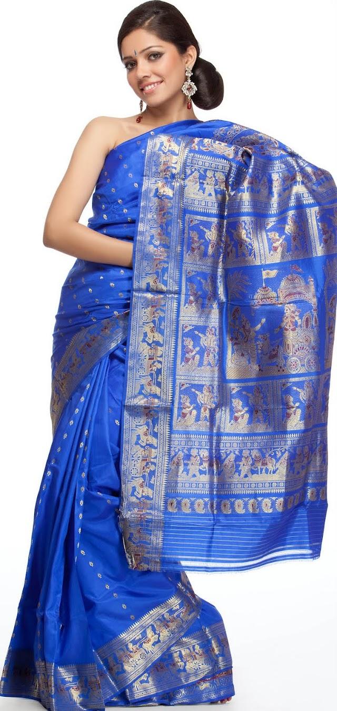 Bhagavad Gita op Sari
