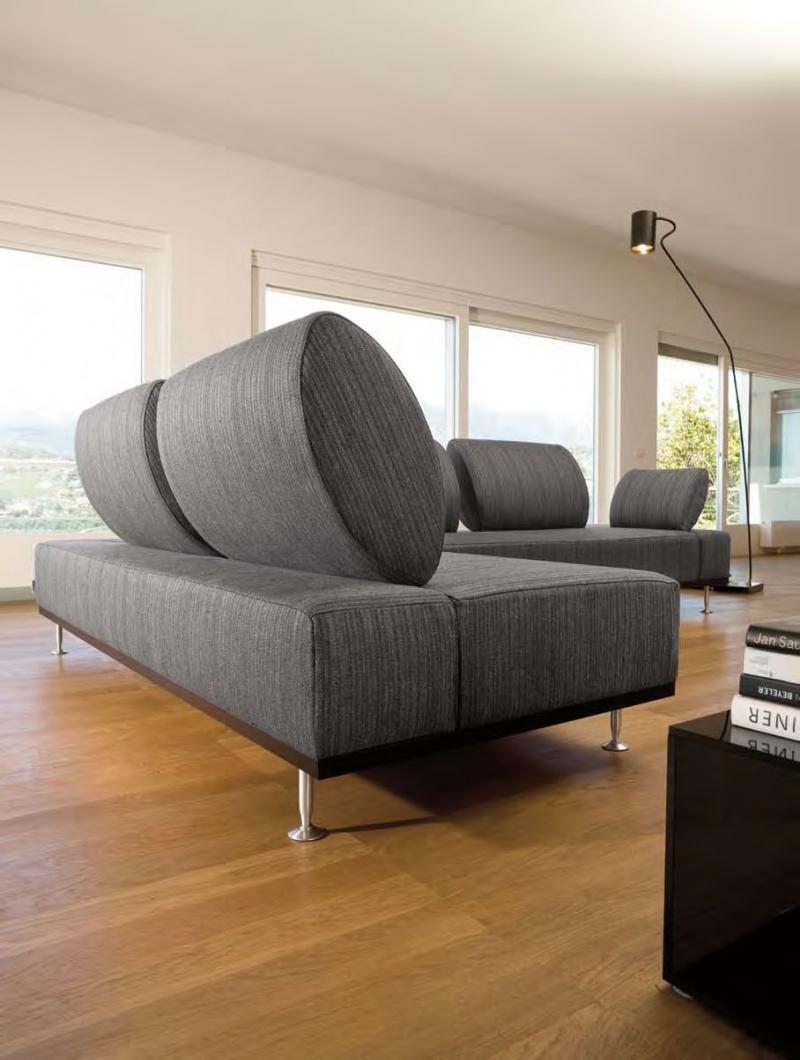 New york sofa design by vittorio prevedello for Sofa new york