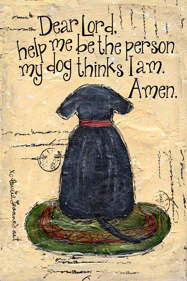 AMEN DOG