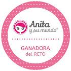 Premio de Anita y su mundo!