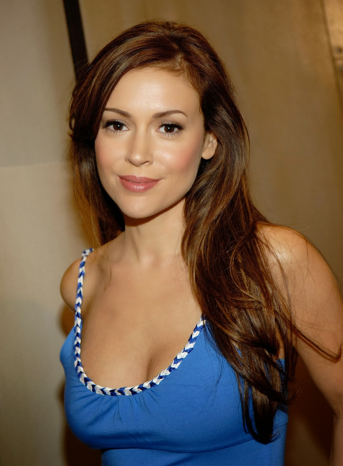 alyssa milano celebrities - photo #19