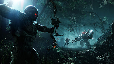 Crysis 3 Archer in Jungle HD Wallpaper