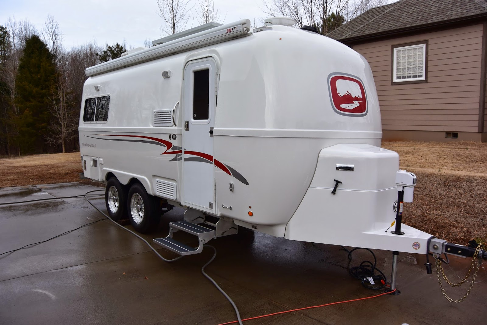 Wincrasher s Travels My New 2015 Oliver Legacy Elite II