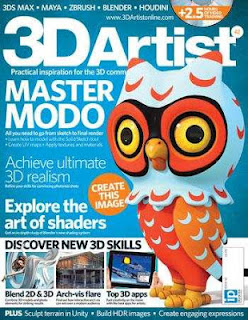 3D Artist Magazine Issue 42