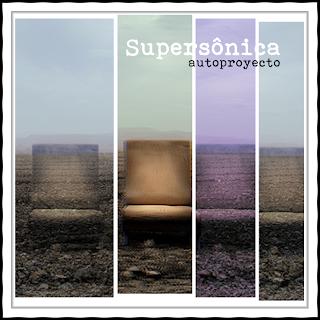 Supersonica caratula disco 2013