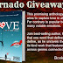 Tornado Giveaway 2: Book No. 9: LOVE: LOTS OF VOLATILE EMOTIONS by Faraaz Kazi