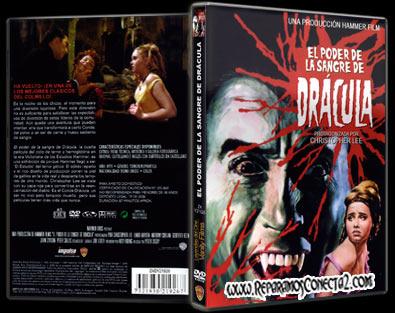 El Poder de la Sangre de Dracula [1970] Descargar cine clasico y Online V.O.S.E, Español Megaupload y Megavideo 1 Link
