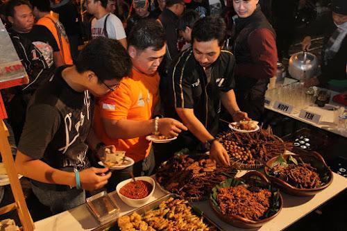 Hotel Ciputra Hadirkan Makan Sahur Angkringan