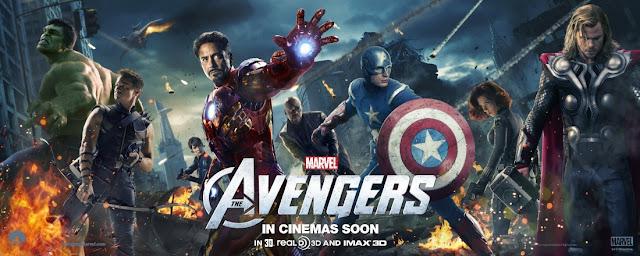 Los Vengadores. Película.