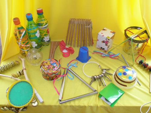 Музыкальные инструменты мастер класс для детского сада