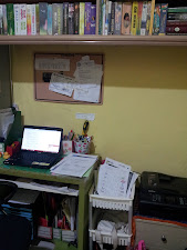 MY WORK SPACE!