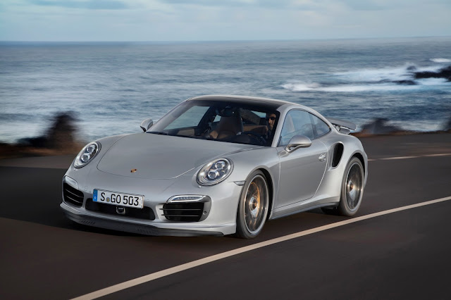 2014 Porsche 911 Turbo and Turbo S: Ms. Stuttgart Has Arrived [Video and Photos]