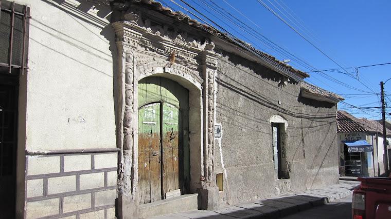 Portada colonial
