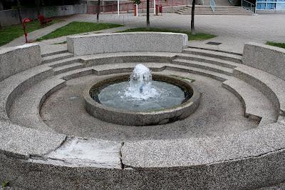Fontana - Park prijateljstva