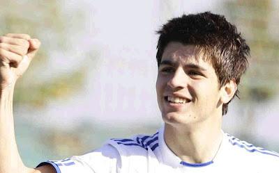Alvaro Morata - Real Madrid Castilla (3)