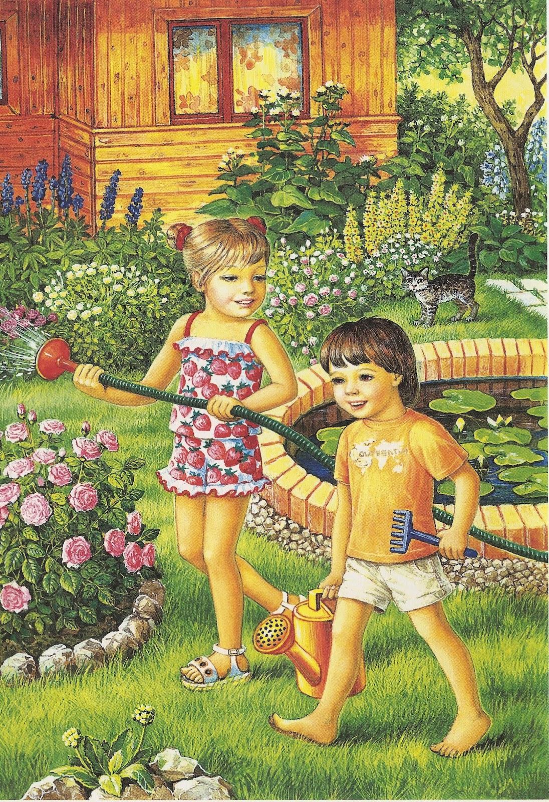 Каша картинка для детей