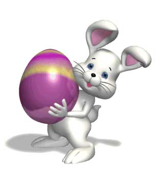 easter rabbit game