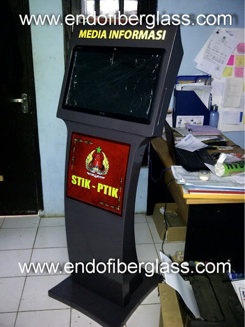 KiosK Touch Screen Panel