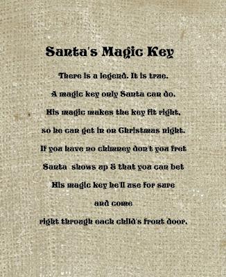 12 Days Of Christmas Day 7 Santa S Magic Key Book