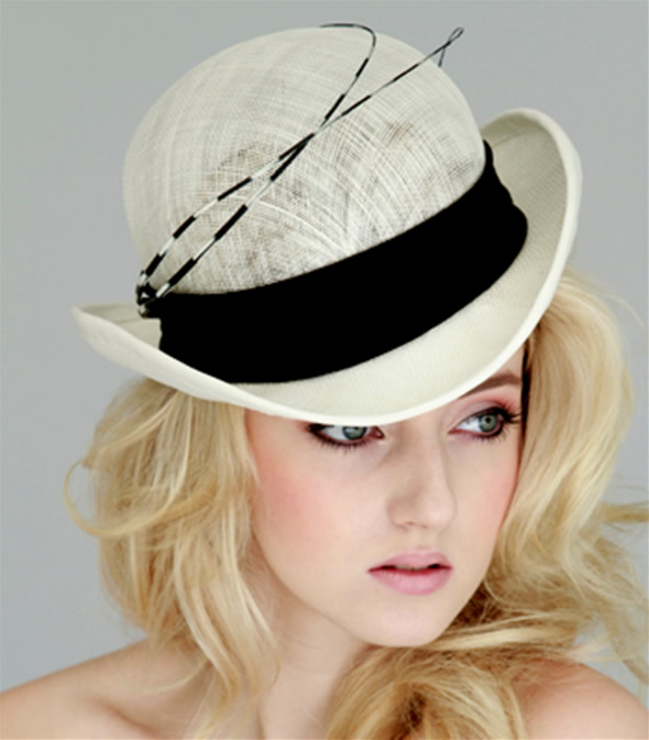 how to make fancy womens hats