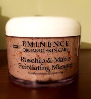 Éminence Rosehip and Maize Masque