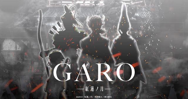 Garo -Guren no Tsuki-