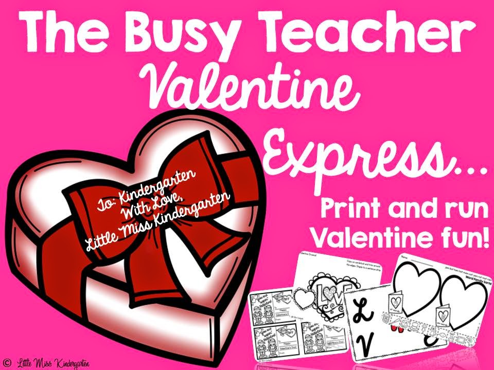 https://www.teacherspayteachers.com/Product/Valentine-ExpressFor-The-Busy-Teacher-1696508