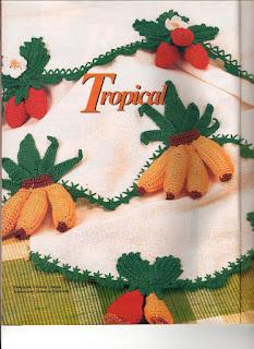 Croche e Facil, вязание крючком, журналы,
