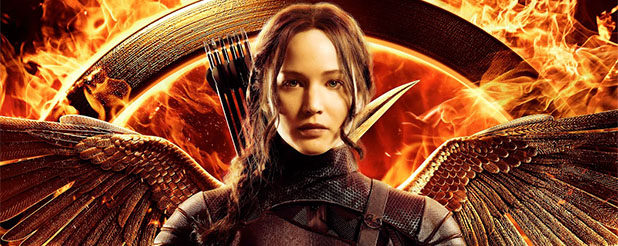 'Mockingjay - Part 1' Final Poster Released - HGE Issue 2 Goes Live On Sept. 15th