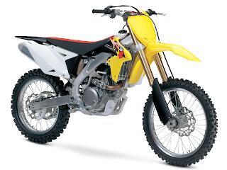 2013 Suzuki RM-Z450 Motorcycle Photos 4