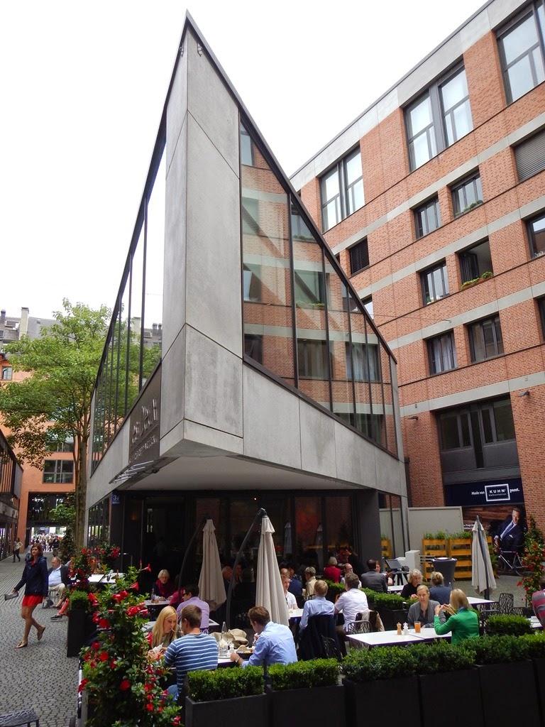 Restaurant Les Deux Munchen