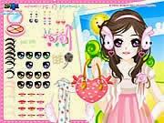 Face trang điểm, chơi game face online lại trochoivui.biz