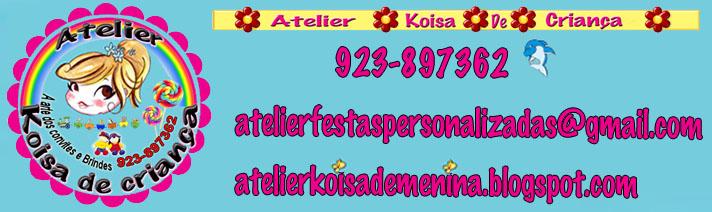 Atelier Koisa de Menina