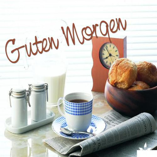 Guten Morgen Italien