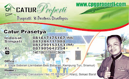 MARKETING BY: CATUR PROPERTI