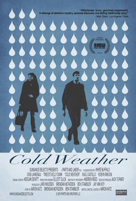 Watch Cold Weather 2011 BRRip Hollywood Movie Online | Cold Weather 2011 Hollywood Movie Poster