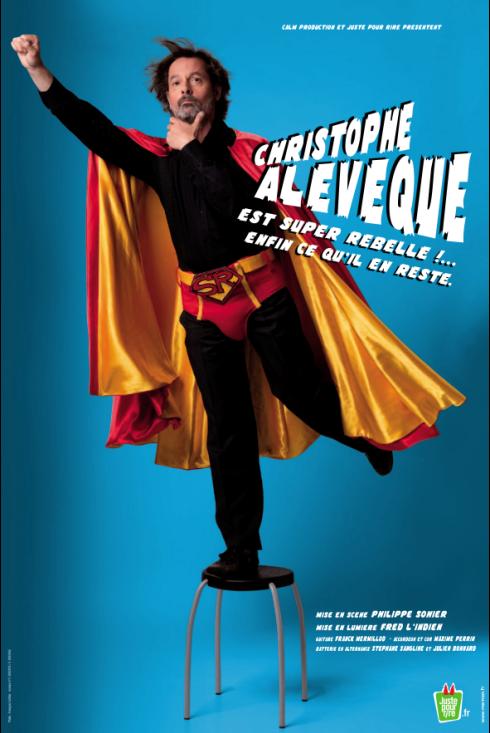 Christophe Alévêque candidat 2012