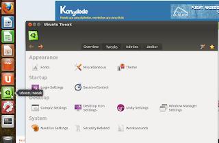 UnSettings tool baru untuk tweaking Ubuntu