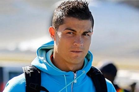 Cristiano Ronaldo House Cristiano Ronaldo Hairstyle Medium Hairstyle