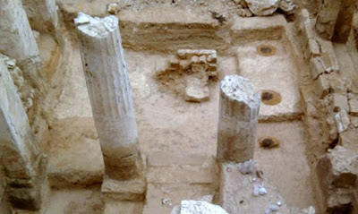 Greek and Byzantine tombs