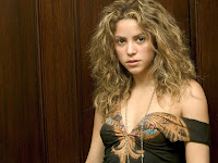shakira_wallpapers