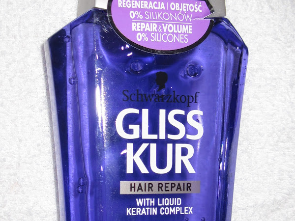 GLISS KUR repair and volume shampoo